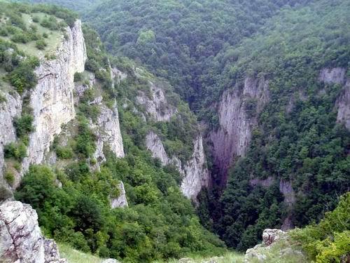 Активный отдых большой каньон крыма