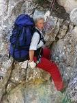 Продуманные рюкзаки позволяют преодолевать сложные участки маршрута без проблем