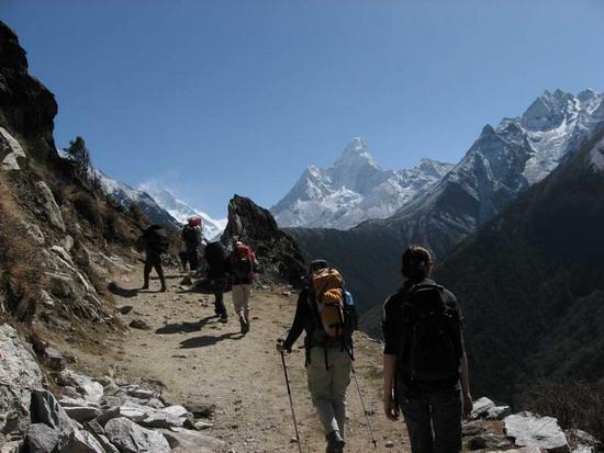 непал активный тур первое знакомство