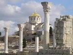 В мультитуре по Крыму. Посещение Херсонеса