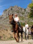 На лошадях в Долину Привидений. В многодневном конном походе по Крыму