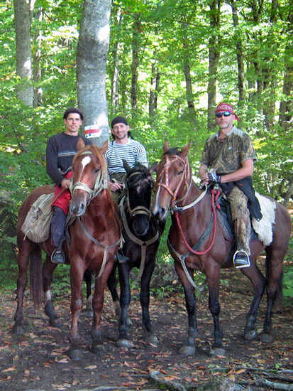конные туры кавказ