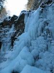 Поход Горганы в Карпатах. Маршрут выше водопадов, горные хребты.